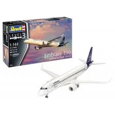 Revell 03883 - Embraer EMB190 (Lufthansa New Livery) 1/144