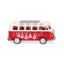 """Wiking 79728 - VW T1 Sambabus """"Weihnachtsbulli"""""""