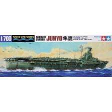 Tamiya 31212 - Japanese Aircraft Carrier Junyo 1/700