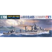 Tamiya 31909 - British Destroyer E Class 1/700