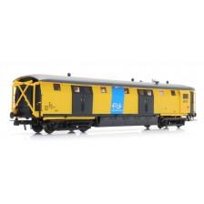 Artitec 20.249.05 - NS Ongevallenwagen 511-0, geel, Dick, NS-logo, depot Zwolle, V