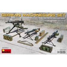MiniArt 35250 - German Machineguns Set 1/35
