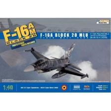 Kinetic 48036 - F-16A Block 20 MLU Tiger Meet 2009 1/48