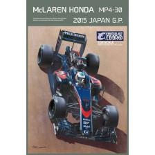 EBBRO 20015 - McLaren Honda MP4-30 Japan GP 1/20