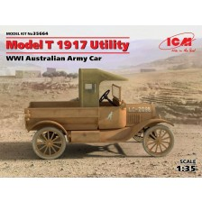 ICM 35664 - Model T 1917 Utility WWI Australian Army Car 1/35