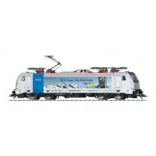 Trix 22279 - BLS Elektrolokomotive Baureihe 187.0 (TRAXX AC 3 LM) Railpool GmbH