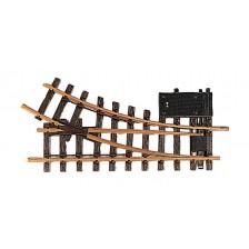 LGB 12050 - Elektrisch wissel rechts, R1, 30°