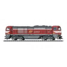 Marklin 37215 - SERFER / FS Diesellokomotive Vossloh G 2000 BB