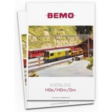 Bemo 0102018 - BEMO Katalog H0e H0m 0m 2018/2019