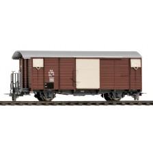 Bemo 2250106 - RhB Gb 5056 ged. Güterwagen 70er Jahre