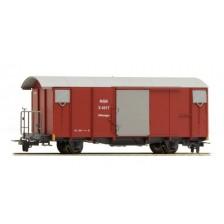 Bemo 2250259 - MGB X 4917 Hilfswagen