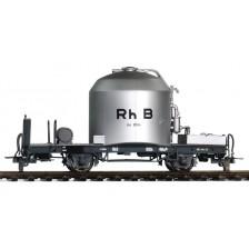 Bemo 2252108 - RhB Uce 8082 Zementtransportwagen 70/80er