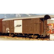 Bemo 2283140 - RhB Gb 5630 Schienenreinigungswagen