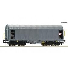 Roco 76442 - AAE Schiebeplanenwagen, Bauart Shimmns