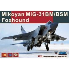 AMK 88003 - Mikoyan MiG-31BM/BSM Foxhound 1/48