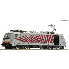 "Roco 73318 - Railpool Elektrolokomotive 186 282-0 ""Zebra""-Design (DC)"