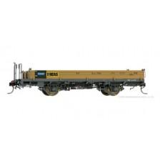 "Bemo 9463114 - RhB Niederbordwagen Kk-w 7334 ""SURAVA BAS"""