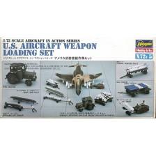 Hasegawa 35005 - U.S. Aircraft Weapons Loading Set 1/72
