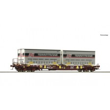 "Roco 76228 - AAE Taschenwagen T3 ""Spedition Terratrans"""