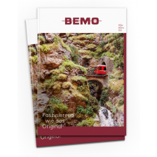 Bemo 0102022 - BEMO Katalog H0e H0m 0m
