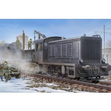 HobbyBoss 82913 - WR360 C12 Armored locomotive 1/72