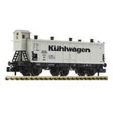 """Fleischmann 838101- DRG Dreiachsiger gedeckter Kühlwagen Bauart Gkvh """"Berlin"""""""