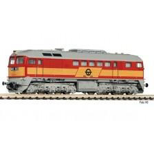 Fleischmann 725211 - GySEV Diesellokomotive M62 902 (DC)