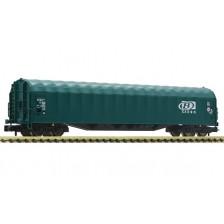 """Fleischmann 837701 - SNCB Schiebeplanenwagen, Bauart Rils """"B-Cargo"""""""