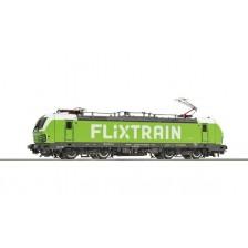 Roco 79313 - Flixtrain Elektrolokomotive 193 813-3 Vectron (AC Sound)