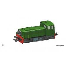 Roco 72003 - RZD Diesellokomotive MG2 (DCC Sound + Digitalkupplung)