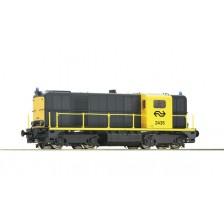 Roco 70789 - NS Diesellocomotief 2435 (DC)