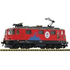 "Fleischmann 734014 - SBB Elektrolokomotive 420 294-1 ""Circus Knie"" (DC)"