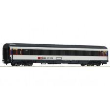 Roco 54166 - SBB Eurocity-Abteilwagen 1. Klasse