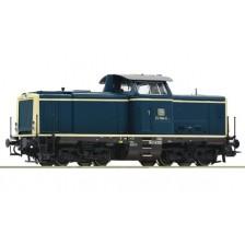 Roco 58539 - DB Diesellokomotive Baureihe 212 (AC Sound)
