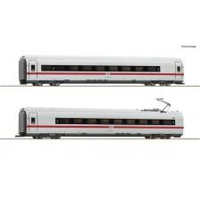 Roco 72098 - DB AG 2-tlg. Set 2: Zwischenwagen ICE-3/BR407 (DC)
