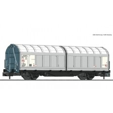Fleischmann 826251 - CD-Cargo Schiebewandwagen, Gattung Hbbillns
