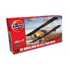 Airfix 02106 - de Havilland DH.82a Tiger Moth 1/72