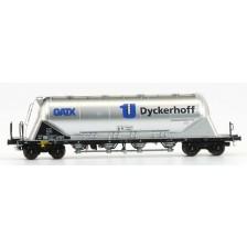 """NME 503741 - GATX Staubsilowagen Uacns """"Dyckerhoff"""" (DC)"""