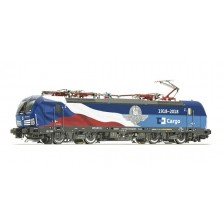 "Roco 73946 - CD-Cargo Elektrolokomotive 383 009 ""1918-2018"" Vectron (DCC Sound)"