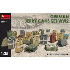 MiniArt 35588 - German Jerry Can Set WWII 1/35