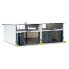 Herpa 745857 - Reparaturhalle groß, 2-ständig.
