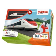 "Marklin 29335 - my world - Startset ""Zwitserse sneltrein"""