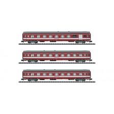 """Trix 15950 - SNCF Set sneltreinrijtuigen """"Le Capitole"""""""