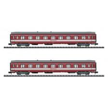 """Trix 15951 - SNCF Set aanvullingsrijtuigen """"Le Capitole"""""""