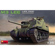 MiniArt 35214 - M3 Lee Late Production 1/35