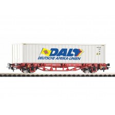Piko 58785 - DB Containerwagen DAL
