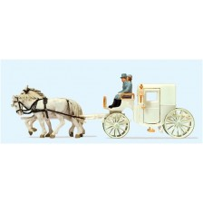 Preiser 30495 - Hochzeitskutsche