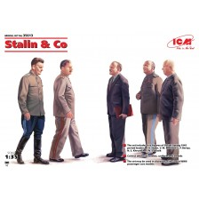ICM 35613 - Stalin and Co 1/35