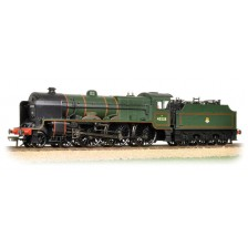 Bachmann 31-214 - Patriot Class 45538 'Giggleswick' BR Lined Green Early Emblem