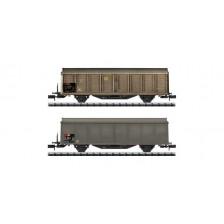 Trix 15307 - SBB Schiebewandwagen-Set Bauart Hbis-v